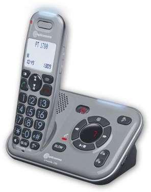 Téléphone sans fil Amplicomms