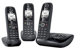 Téléphone fixe Sans fil Gigaset