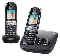 Téléphone DECT - GIGASET C620A