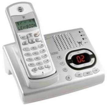 Téléphone fixe sans fil avec