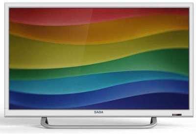 Téléviseur LED 55 cm SABA