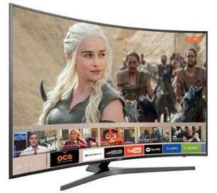 TV Samsung 55MU6655 UHD 4K