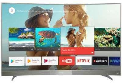 Téléviseur Ultra HD 4K Q-Led