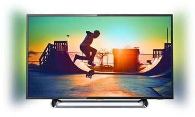 Téléviseur Ultra HD 4K 126