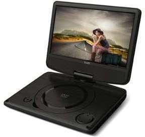 Lecteur DVD portable 9 pouces