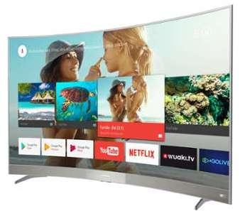 Téléviseur UHD 4K 139 cm THOMSON