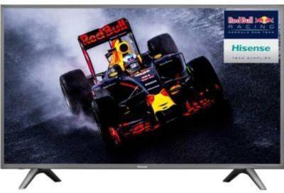 TV LED Hisense H55NEC5600