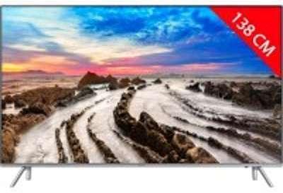 TV LED 4K 138 cm SAMSUNG UE55MU7005