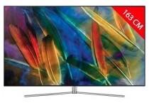 TV QLED 4K 163 cm SAMSUNG