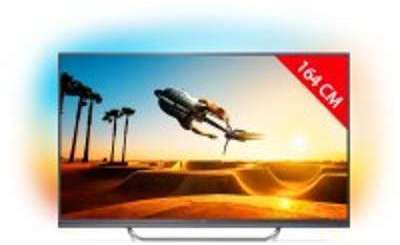 TV LED 4K 164 cm PHILIPS 65PUS7502