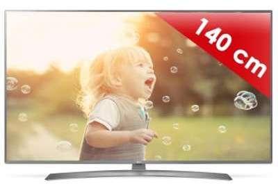 LG 55UJ670V TELEVISEUR 140CM