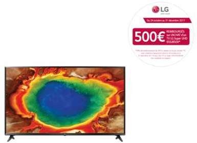 LG TV LED 55 139cm - 55UJ630V