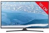 TV LED 4K 101 cm SAMSUNG UE40KU6000