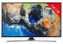 TV LED 4K 138 cm SAMSUNG UE55MU6105