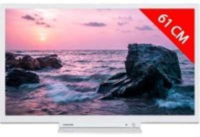 TV LED 61 cm TOSHIBA 24W3754DG