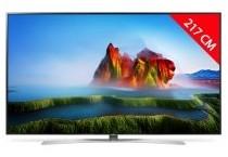 TV LED 4K 217 cm LG 86SJ957V