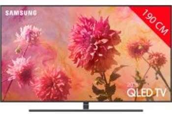 TV QLED 4K 190 cm SAMSUNG