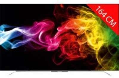 TV OLED 4K 164 cm GRUNDIG