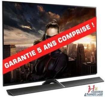 Panasonic - tx-65ez1000 garantie