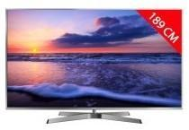 TV LED 4K 3D 189 cm PANASONIC