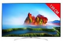 TV LED 4K 139 cm LG 55SJ950V