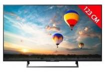 TV LED 4K 123 cm SONY KD49XE8096BAEP