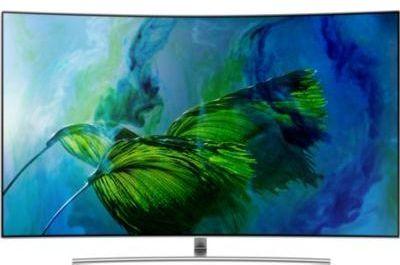 TV QLED Samsung QE55Q8C 2017