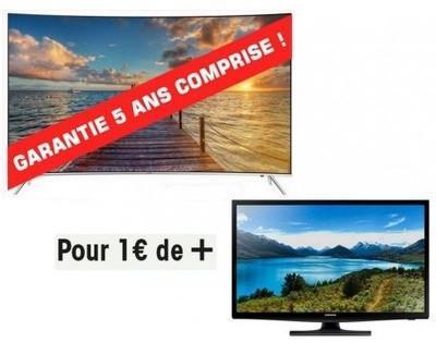 Samsung - ue55ks7500 garantie