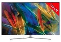 TV QLED 4K 138 cm SAMSUNG