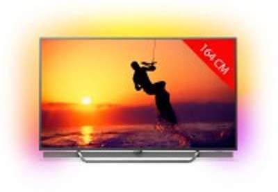 TV LED 4K 164 cm PHILIPS 65PUS8602