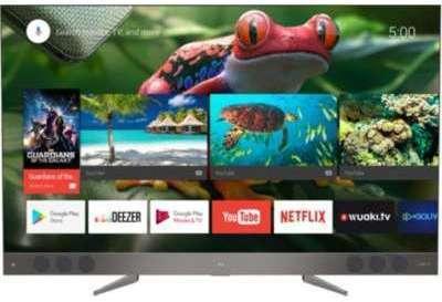 TV QLED TCL U65X9006 X2 Xess