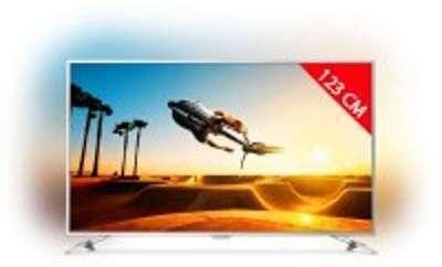 TV LED 4K 123 cm PHILIPS 49PUS7272