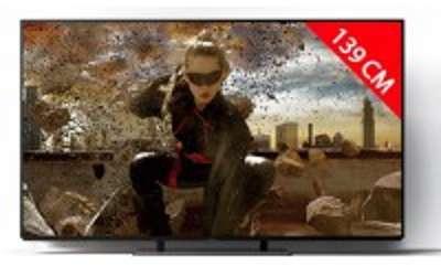 TV OLED 4K 139 cm PANASONIC