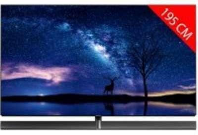 TV OLED 4K 195 cm PANASONIC