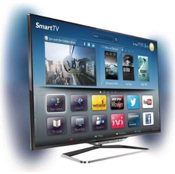 SMART TV LED 3D Full HD 140