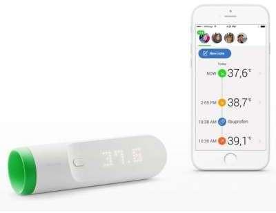 Thermomètre Nokia Thermo