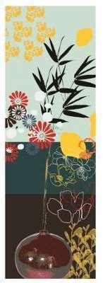 Tenture decorative kakemono