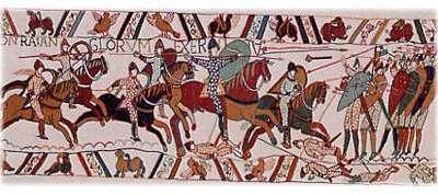 Tapisseries Bayeux Craye