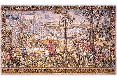 Tapisseries Bruxelles medieval