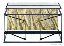 Terrarium en verre Exo Terra