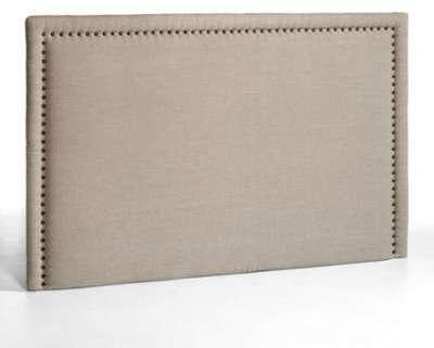 Tête de lit lin H115 cm Yliana