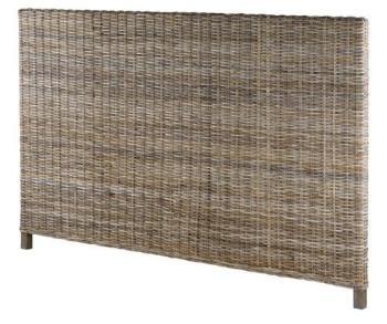 Tête de lit en Kubu 160 cm-175