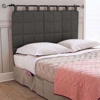 Tête de lit matelassée - La