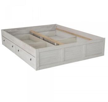 2 tiroirs de lit à roulettes