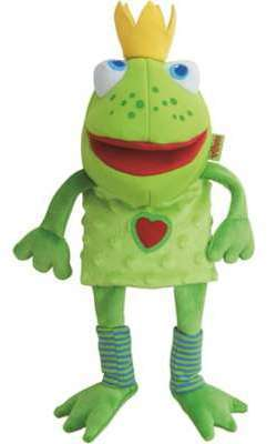 HABA Marionnette à main Frog