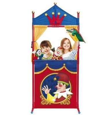 AK Sports Théâtre de marionnettes