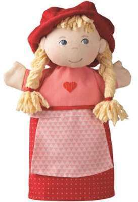 HABA Marionnette à main Little