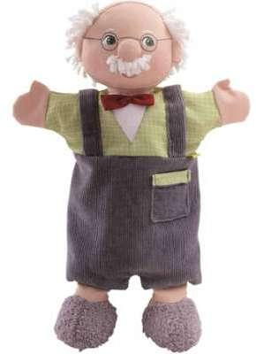 HABA Marionnette à main Grandpa