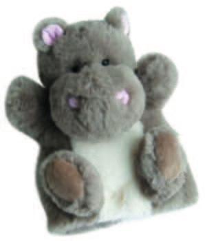 Marionnette Hippo