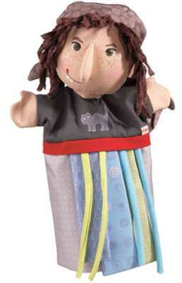 HABA Marionnette à main Witch